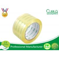 Antistatic protective Crystal Clear Tape Water Based 35 micron - 65 micron Thickness Manufactures