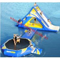 Aqua inflatable water game , inflatable water park , inflatable water sports Manufactures