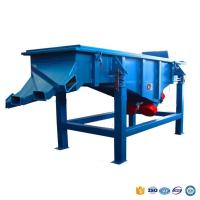 1-5 Layers Glass beads , Fertilizer, Grain, Spices, Chemical Particles High Frequency Vibrating Screen Manufactures