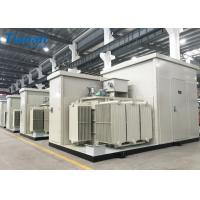 Buy cheap Prefabricated Compact Transformer Substation Photovoltaic Wind Power 11~33kV 5MVA IP54 from wholesalers