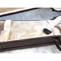 Plush Lining Hardshell Electric Guitar Case / Luxury Acoustic Bass Guitar Case Manufactures
