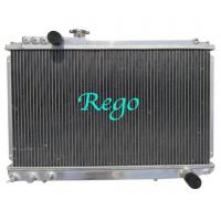 High Efficiency Aluminum Radiators For Classic Cars , Solder Aluminum Radiator Manufactures