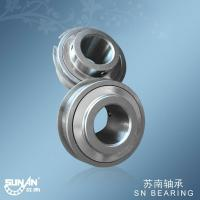 Dia 1 1/4 SSER207-20 Inch Insert Bearings Stainless Steel Bearings For Chemical Machinery Manufactures