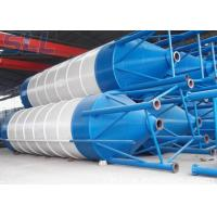Bolted Sheet Type Large Volume/100ton cement silo for sale to Storage Powder Material Manufactures