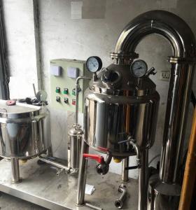 Stainless steel professional large capacity honey filter machine /honey processing equipment / honey making machine Manufactures