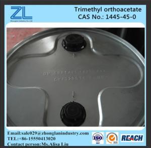 99.5% Trimethyl orthoacetate, CAS Number: 1445-45-0 Manufactures