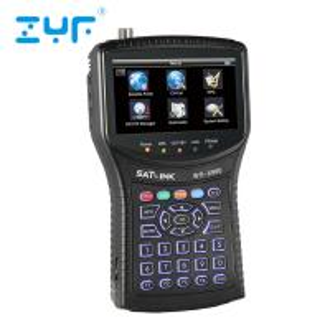 4.3 Inch Satlink Satellite Finder Meter HD 6960 With Digital LCD Display Manufactures