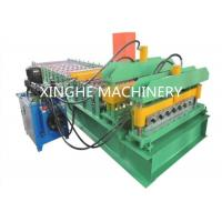Glazed Tile Roll Forming Machine,Roll Forming Machine For Cold Room Panel Manufactures