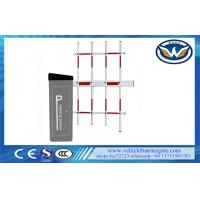 China High Speed 100% Duty Cycle Toll Parking Lot Security Gates With Auto Reverse on sale
