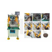 Automatic Stator Winding Coil & Wedge Inserting Machine With PLC control Manufactures