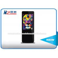 Advanced Internet Touch Screen Information Kiosk , Outdoor Digital Signage Displays