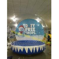 sphere ball , snow globe inflatable for sale Manufactures