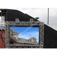 P5 / P8 / P10 Outdoor Led Screen Advertising Light Weight Cabinet Manufactures