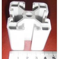 Quality Clear / Black Anodized Industrial Aluminium Profile For Electronics 6063-T5 for sale