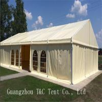 Outdoor Waterproof Canopy Tent UV Resistant For 200 People Gathering Event Manufactures