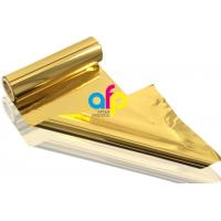 Water-Resistant Hot Stamping Foil For textile/cloth/garment/fabric Manufactures