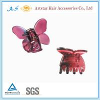 Cute butterfly hair claws wholesale Manufactures
