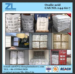Oxalic acid ,CAS NO.:144-62-7 Manufactures