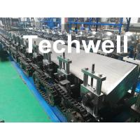Steel Structure Guide Rail Cold Roll Forming Machine for Making Elevator Electrical Wiring Guide Tracks Manufactures