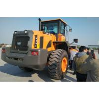High Strength Compact Wheel Loader Front Loader For Construction Industry Manufactures