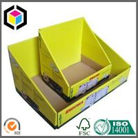 Cosmetics Sets PDQ Custom Print Color Corrugated Cardboard Display Packaging Box Manufactures