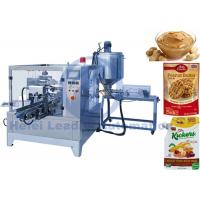 Rotary Premade Bag Packing Machine High Production Efficiency Easy Operation Manufactures