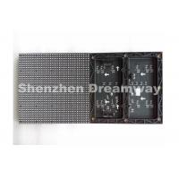 192 × 192 mm PH 6 Indoor LED Display Module SMD3528 With 1 / 16 Scan Manufactures