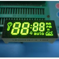 Green 7 Segment Led Display Common Cathode for Timer Control Customized Manufactures