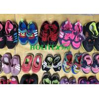 Summer Second Hand Kids Shoes , First Grade Used Canvas Shoes For Children Manufactures