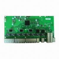 OEM PCB Assembly Service, Suitable for Computer and Networking Products Manufactures