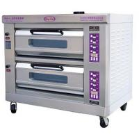 2 Layers Pizza Baking Ovens With Microcomputer Control Manufactures