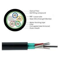 GYTS 32 Cores Fiber Cable/Aerial fiber optic cable installation is a complicated and time-consuming work. Manufactures