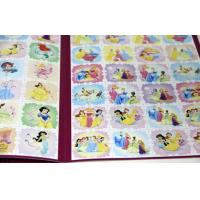 Offset 4 Coloring Book Printing With UV Varnish , Teaching English Children Books Manufactures