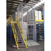 6m Guide Rail Elevator with 2000kg Loading Capacity Manufactures