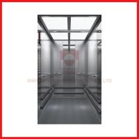 Buy cheap High Speed Elevator Large Space Stainless Steel For Hospital 1100*2100 Opening from wholesalers
