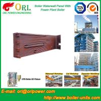 Gas Steam Industrial Power 300MW Station Boiler Water Walls for Condensing Boiler Manufactures