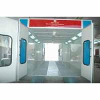 China Industrial Paint Booth/Furniture Paint Booth (European design, 2 years warranty time, long-life maintenance) on sale