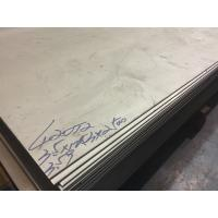 China JIS SUS420J2 Hot Rolled Stainless Steel Plate Annealed 1D Surface on sale
