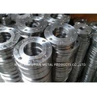 316L Steel Pipe Fittings / Stainless Steel Pipe Flange High Pressure Forged Manufactures