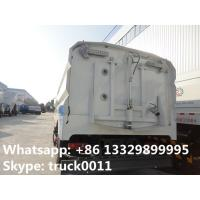 Quality dongfeng 4*2 street high pressure cleaning sweeper truck, hot sale best price for sale