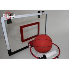 Children'S Indoor Basketball Hoop With Stand , Shatterproof Small Basketball Hoop Manufactures
