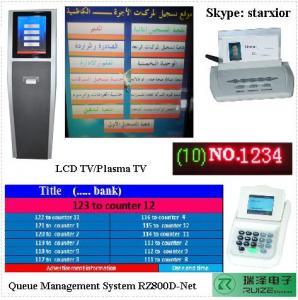 Automatic multi-service queue management system Manufactures