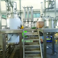 2000l  High Low Level Probe SUS304 Ethanol Extraction Tank 2000l Manufactures