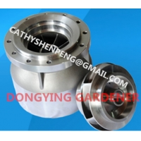 Duplex Stainless steel ESP Stage for ESP 862/950/1025 series Manufactures
