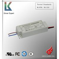 China Single portable 1A 40w LED transformer driver for outdoor lighting with UL on sale