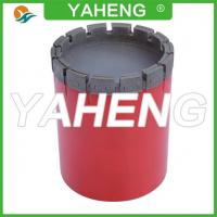 Quality Fast cutting and drilling speed Diamond Core Bit For Geological Prospecting for sale