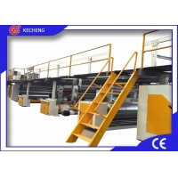 Carton Box 180m / Min Corrugated Cardboard Production Line Manufactures