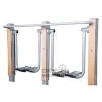 china outdoor park gym equipment  wood exercise walking machine with TUV certificates Manufactures
