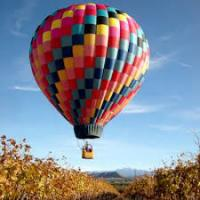 Fashion Fireproof Inflatable Air Balloon Advertising , Hot Air Balloon for Shopping Mall Manufactures