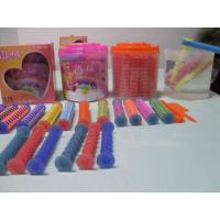 China plastic hair roller on sale